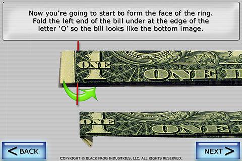 Money Ring - Make-Origami.com   320x480